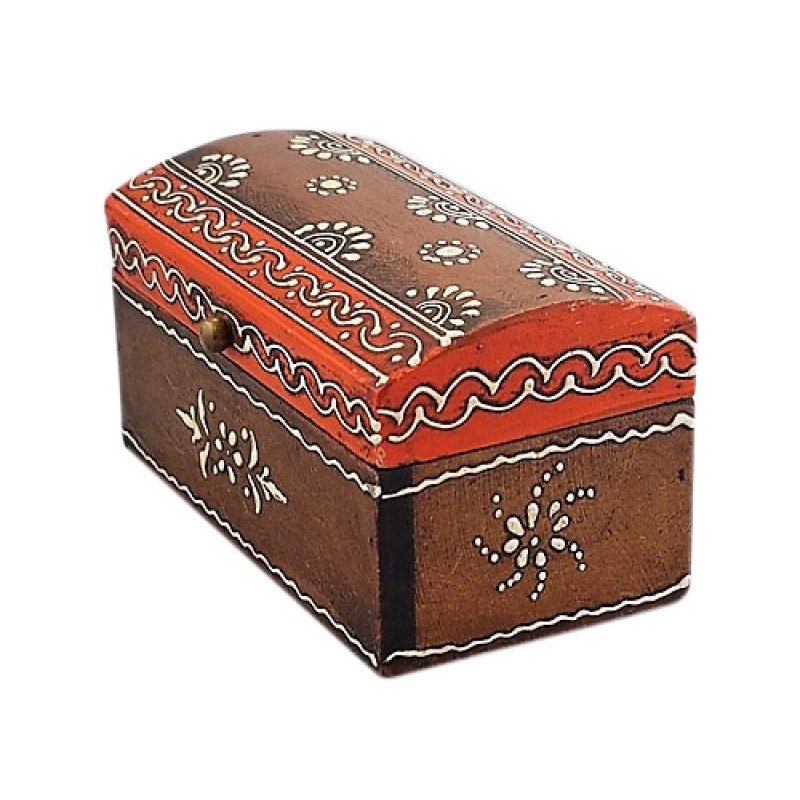 Hand Painted Wooden Boxes India