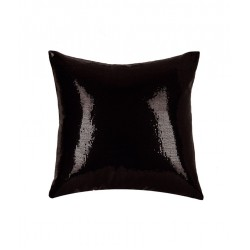 Black Sequin Cushion Cover (CCNG-23)