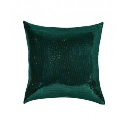 Green Sequin Cushion Cover (CCNG-24)