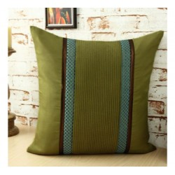 Green Turquoise Cushion Cover (CCFF-4)