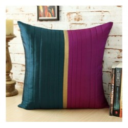 Purple Blue Cushion Cover (CCFF-1)