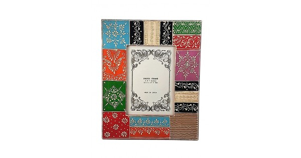 Hand Crafted Photo Frames, Decorative Picture Frames - The ...