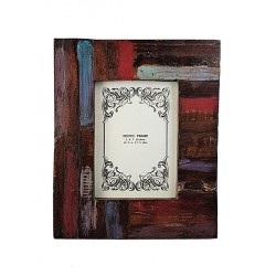 Recycled Wood Photo Frame (PFR57-1)