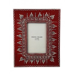 Red Photo Frame (PFC46-69)