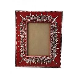 Red Photo Frame (PFC57-94)