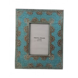 Turquoise Photo Frame (PFC46-77)