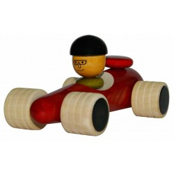 Wooden Vroom Toy Car (WTV-1)